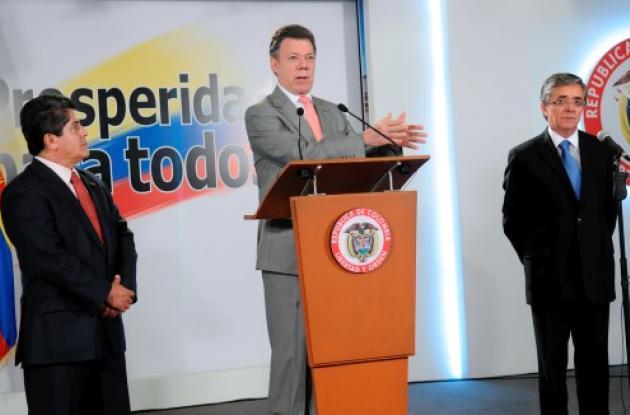 Vías terciarias serán manejadas por los municipios: Santos
