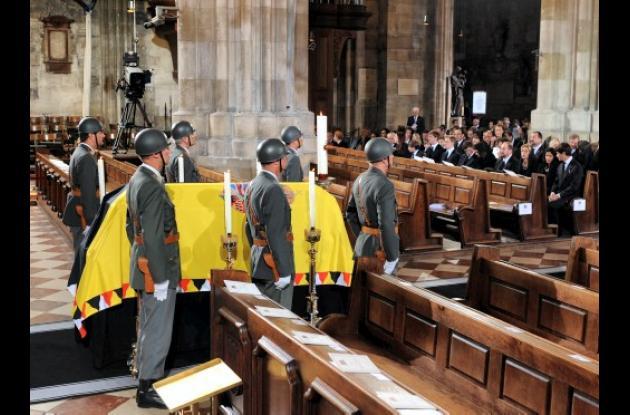 Actos funerales de Otto de Habsburgo