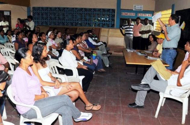 Villa Rosita es otra comunidad que se beneficiará de un megacolegio.
