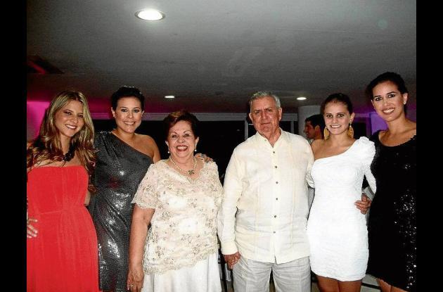 Bodas de Oro Gómez Vélez