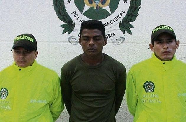 Onix Márquez Orozco fue asegurado por acceso carnal violento agravado con menor
