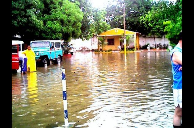 Distrito de Cartagena inundaciones tribunal administrativo de boliva