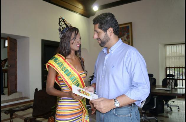 Reina de la Independencia 2013