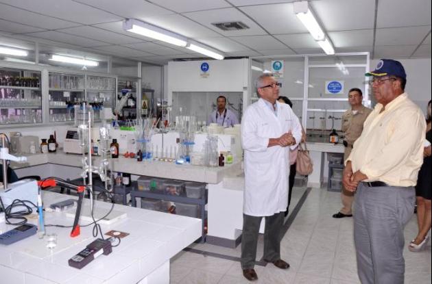 CIOH expone falencias hidráulicas de Cartagena al alcalde Terán Dix