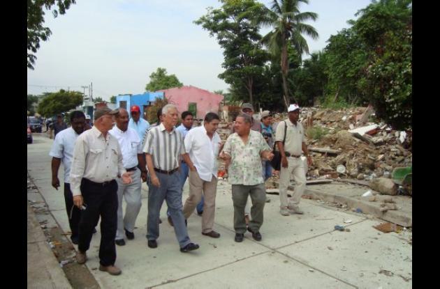 Ingenieros y arquitectos de Cartagena brindan ayuda por caso San Francisco.