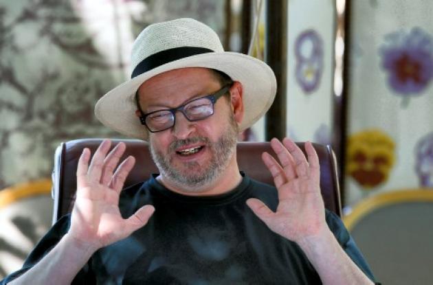 Lars von Trier tiene la etiqueta de haber sido expulsado de Cannes,