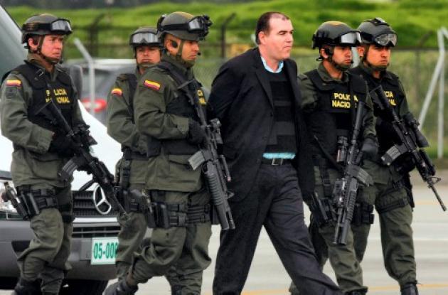 Este lunes, el presunto narcotraficante venezolano Walid Makled fue extraditado