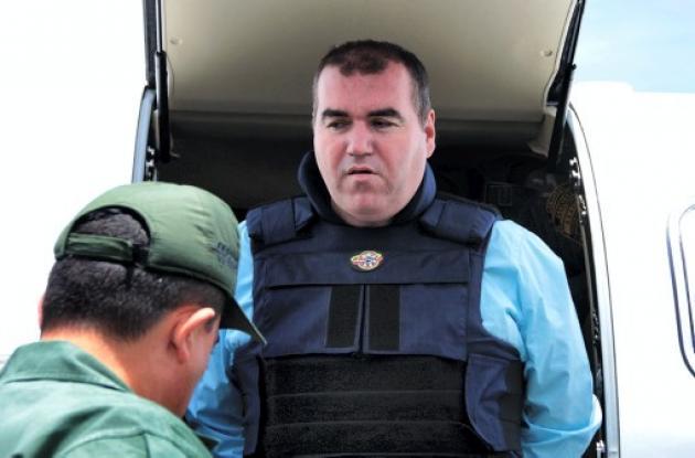 Walid Makled fue extraditado hacia Venezuela.