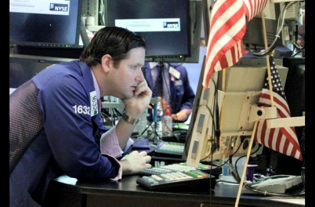 Wall Street cae en picada.