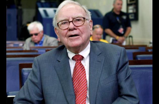 Warren Buffett , magnate de EEUU, tiene cáncer de próstata.