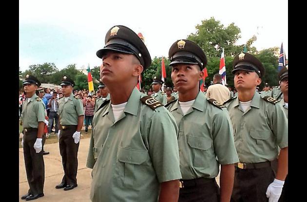 jovenes wayuu policicas