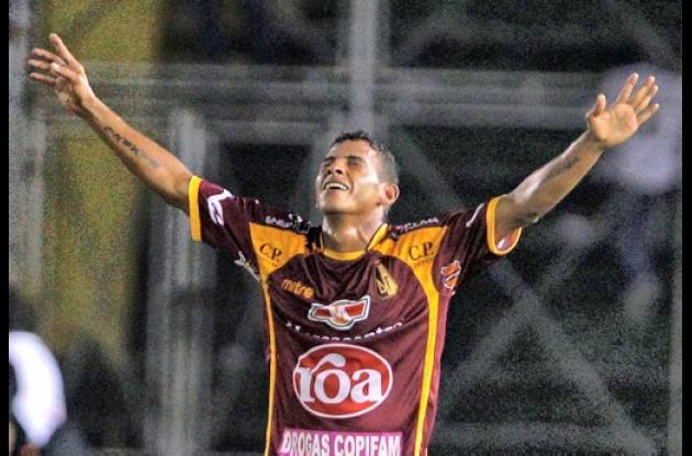 Wilder Medina, de Deportes Tolima, admitió que fuma marihuana.