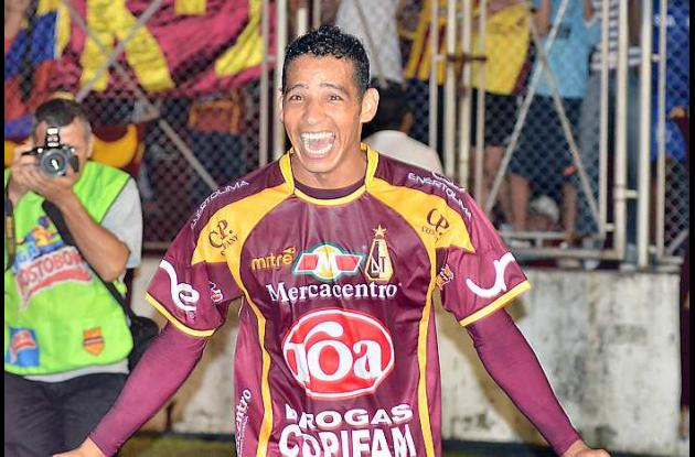 Wilder Medina.