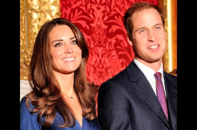 El príncipe Guillermo y Kate Middleton se casarán el 29 de abril en la Abadía de