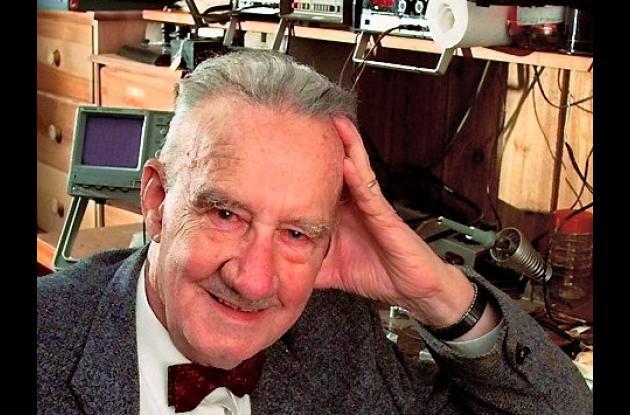 Murió Wilson Greatbatch, inventor del marcapasos.
