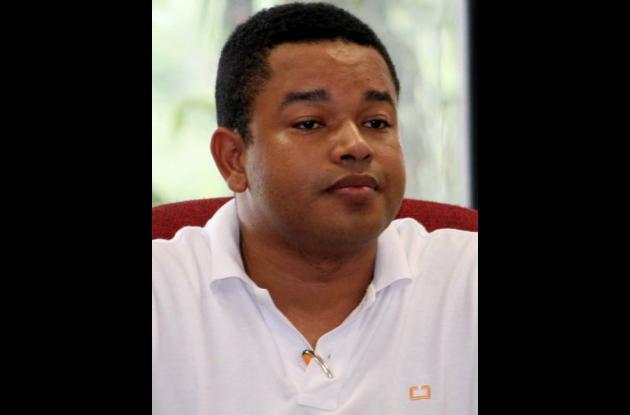 Yahir Acuña, representante a la Cámara por Afrovides (Asociación de Afrocolombia