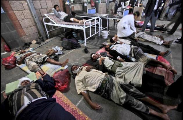 heridos yemen