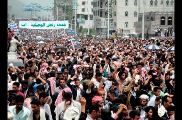 Yemen vive desde hace varios meses un clima político insostenible que ha llevado