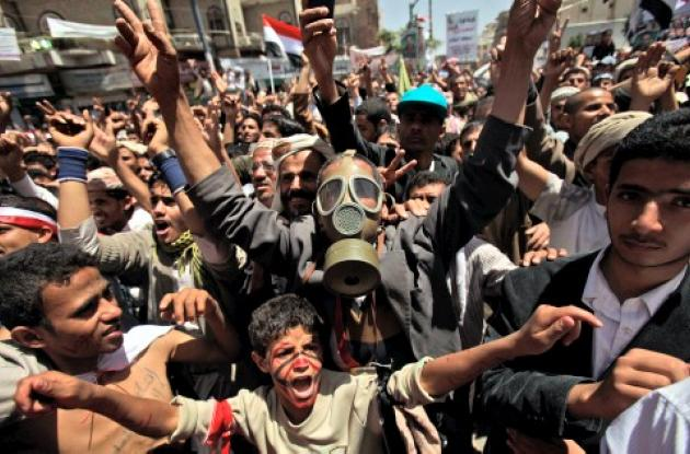Yemen,a  puertas de una guerra civil.