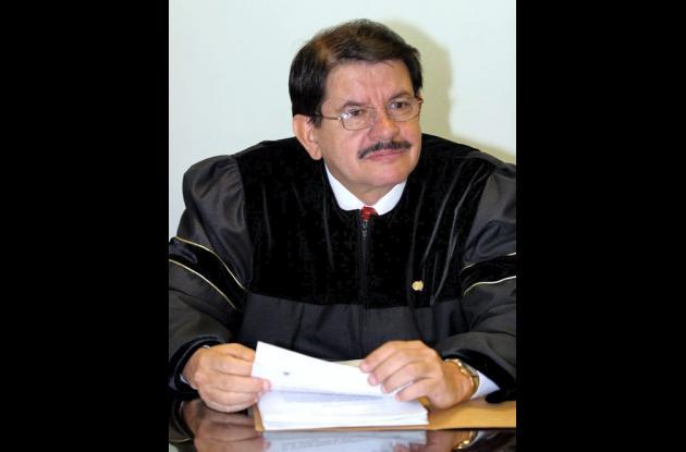 El exmagistrado de la Corte Suprema de Justicia Yesid Ramírez.