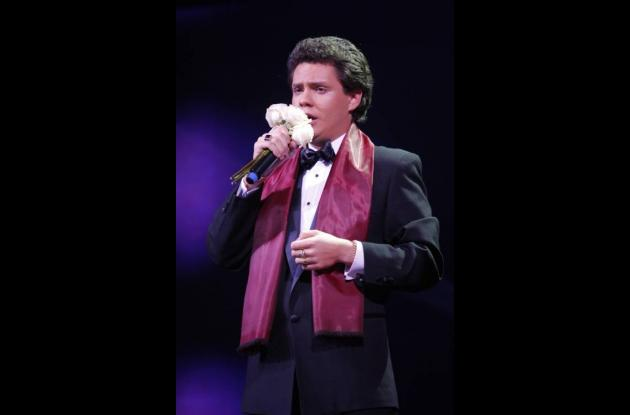 Brayan Alvarez, ganador de la segunda versión de Yo me llamo