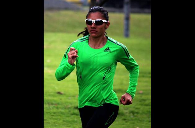 Yolanda Caballero, carta de Colombia en los Juegos Olímpicos.
