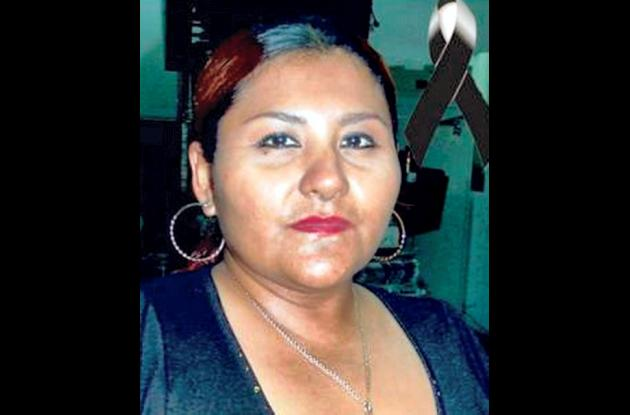 Yolanda Ordaz, periodista de México asesinada.