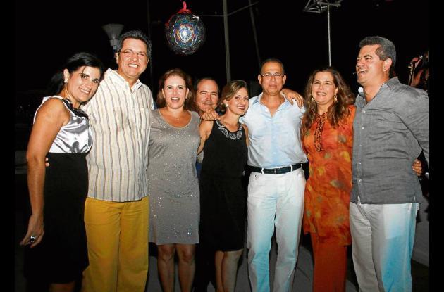 Cumpleaños de Yolita y Enrique Malo