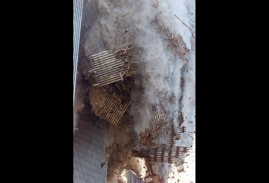 La red yidahísta de AlQaeda hizo colapsar las torres