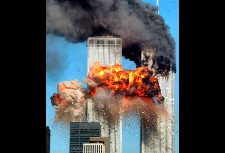 Las explosiones deterioraron los edificios