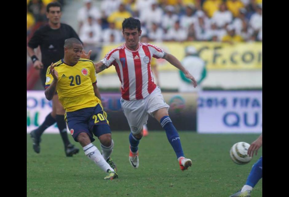 Pase gol de Macnelly Torres