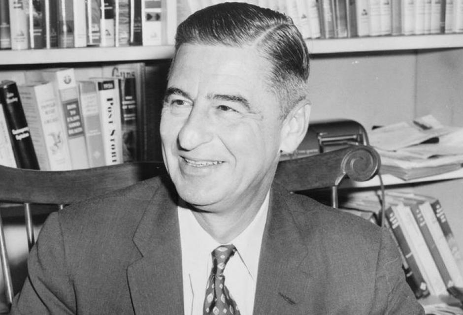 Theodore Geisel, autor de Lorax