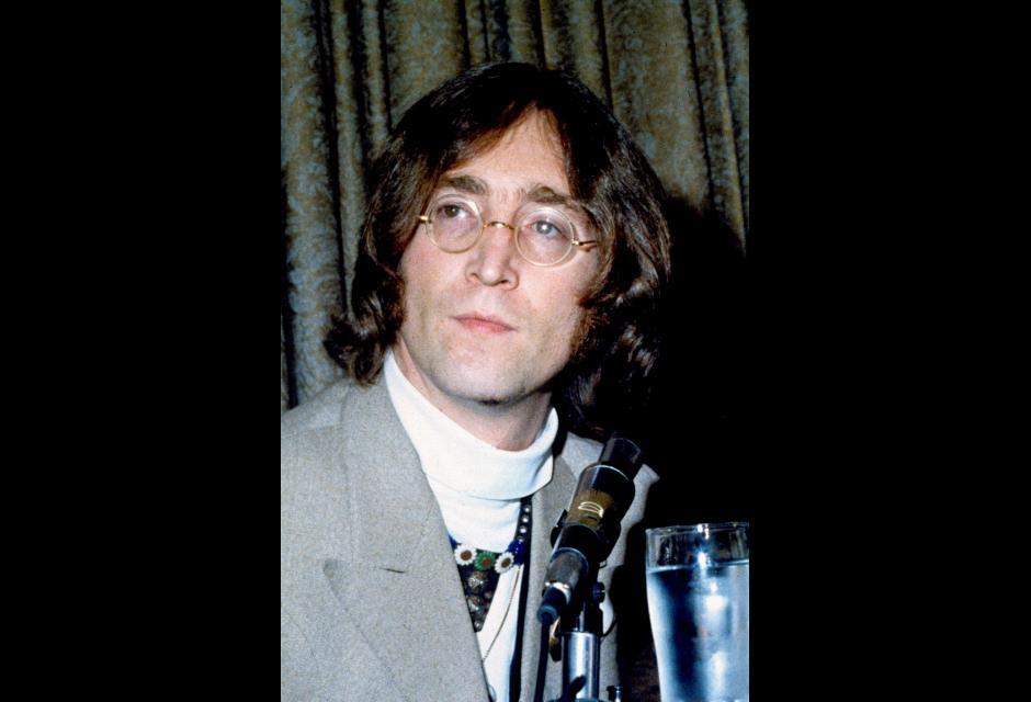 El ex Beatle John Lennon