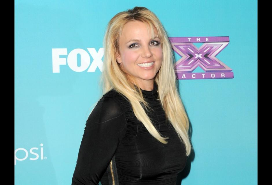 10. Britney Spears