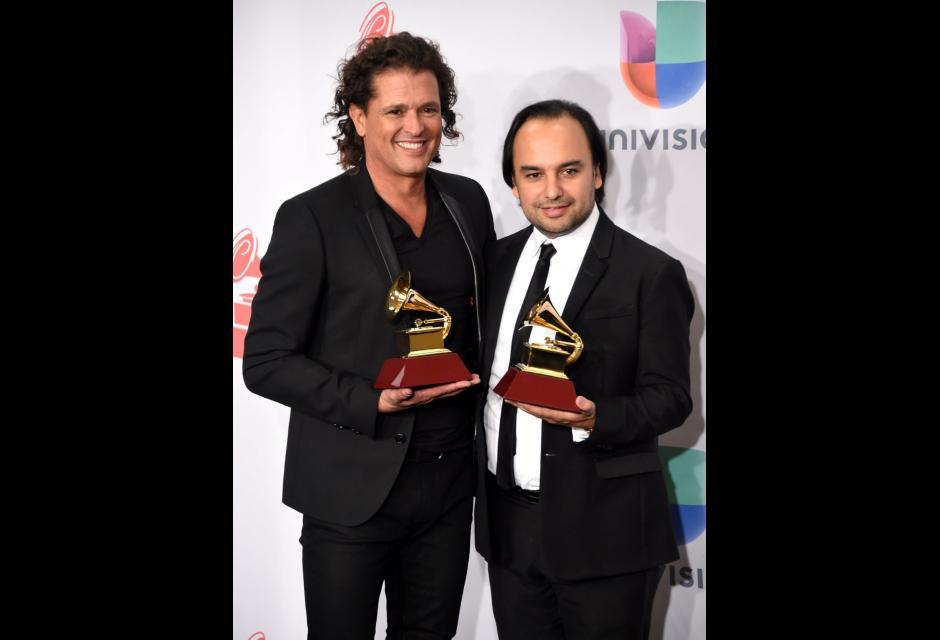 Carlos Vives y Andrés Castro.