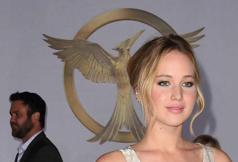 7. Jennifer Lawrence, 24 años, $34 millones de dólares.
