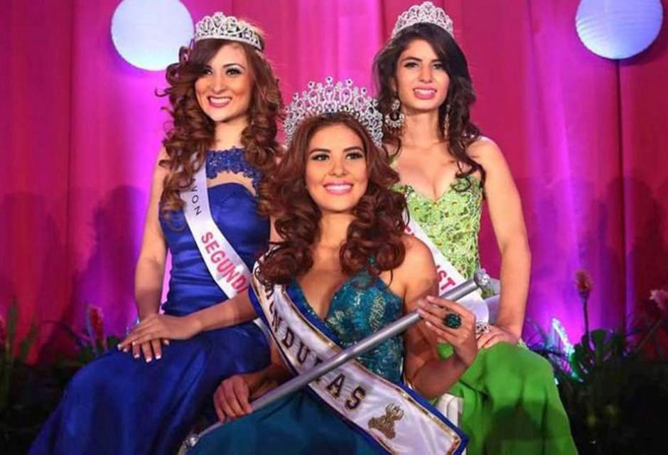 MARIA JOSE ALVARADO MISS HONDURAS MUNDO ASESINADA