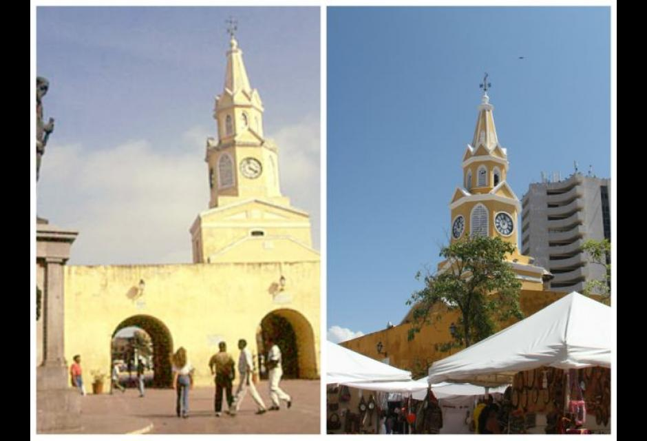 Reloj Público de Cartagena