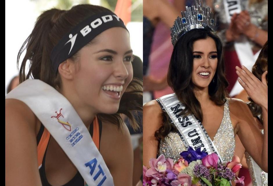 Vea aquí el recuento de los pasos de Paulina Vega Dieppa hasta llegar a la corona de Miss Universo.