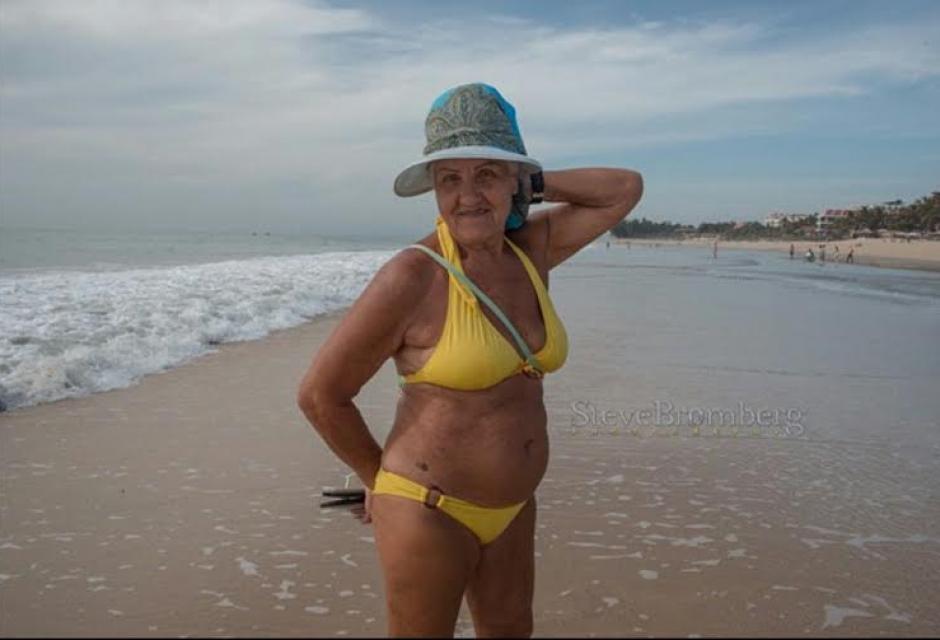 Resultado de imagen para viejita sexy