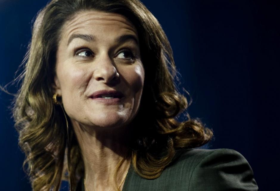100 mujeres poderosas según Forbes