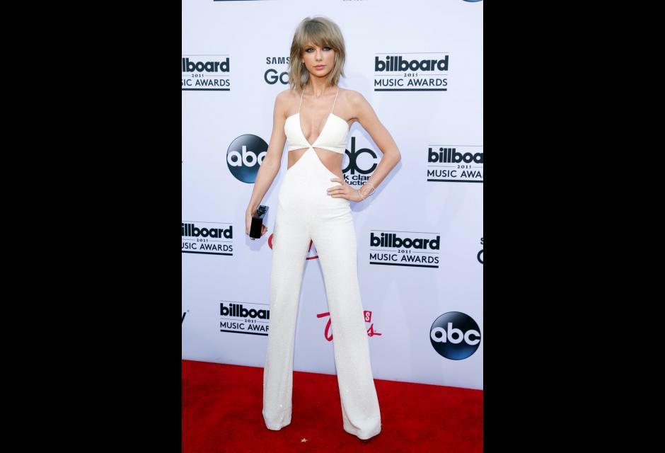 alfombra roja Premios Billboard 2015