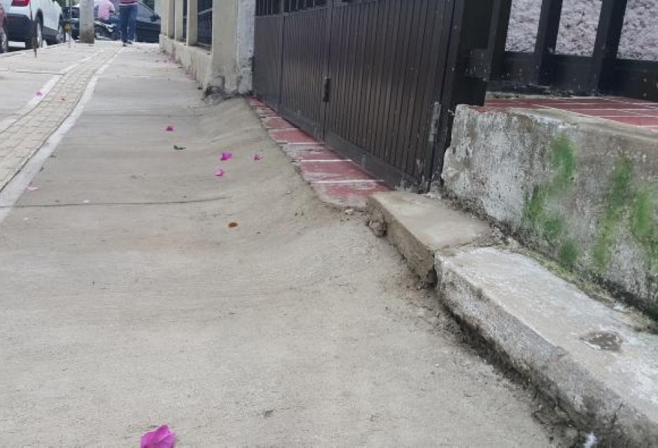 Calle del Bouquet