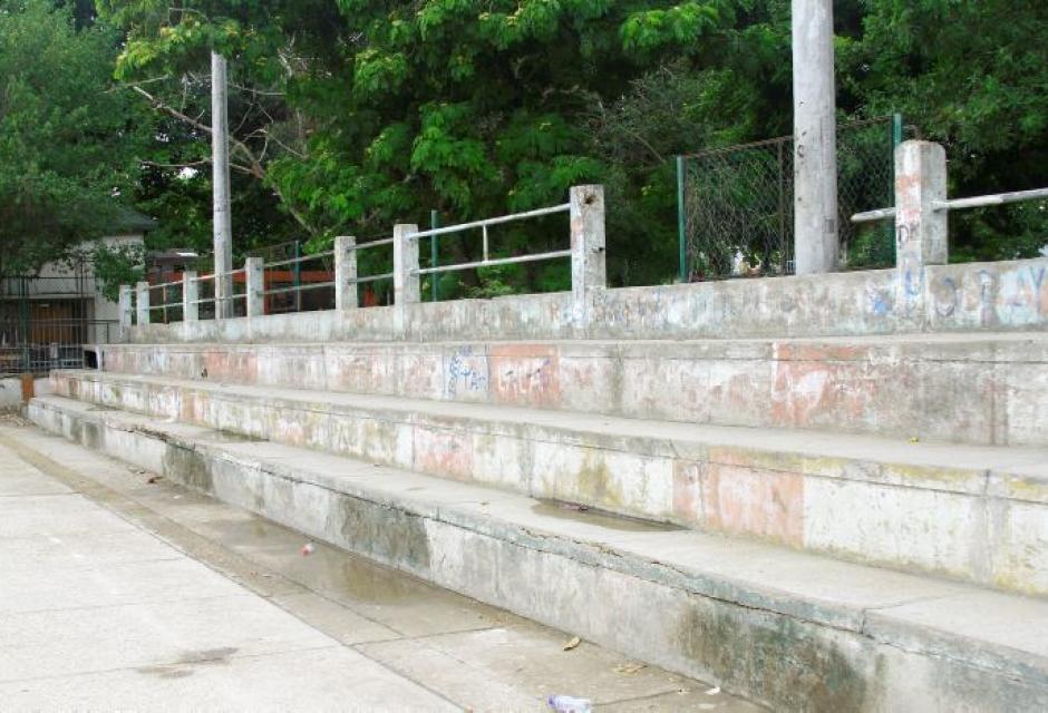 Cancha múltiple del barrio Nuevo Paraíso