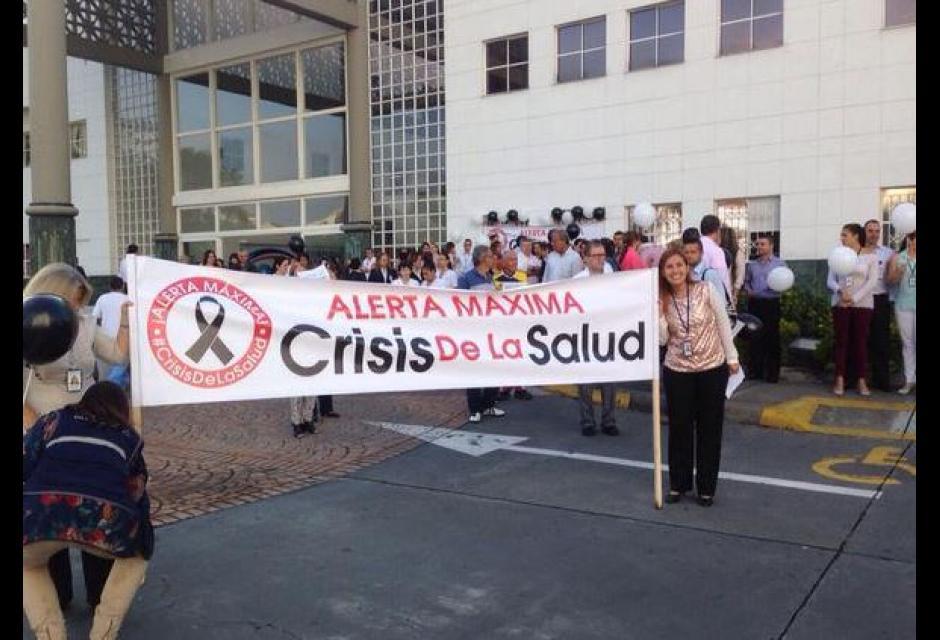 Crisis de la Salud en Colombia