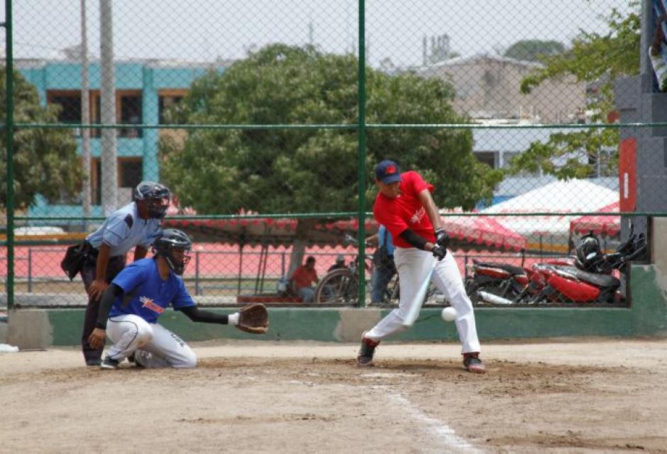 Estadio de sóftbol