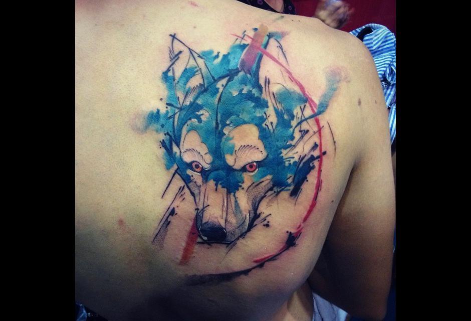 Tatuaje de Crea Art (Duban)