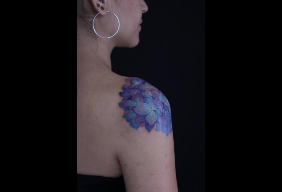 Tatuaje de John Osorio.
