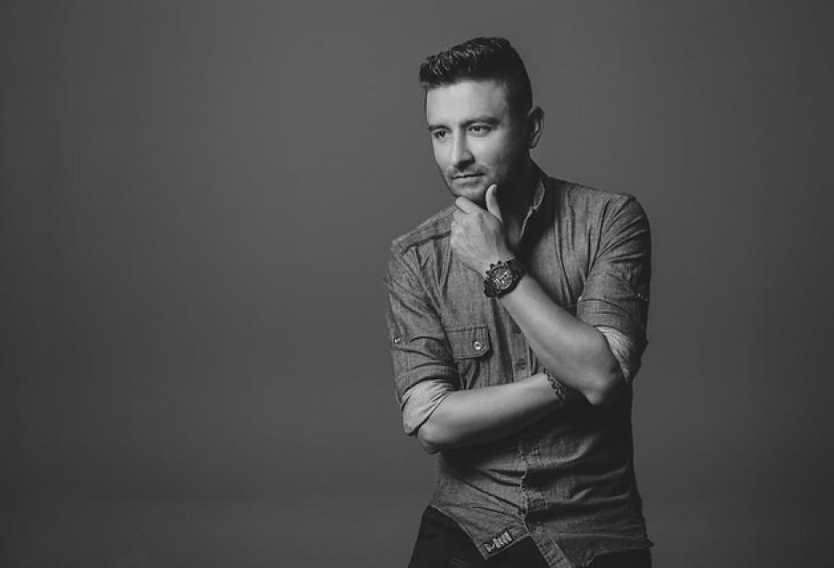 Álex Campos: Mejor álbum de música cristiana en español ('Derroche de amor')
