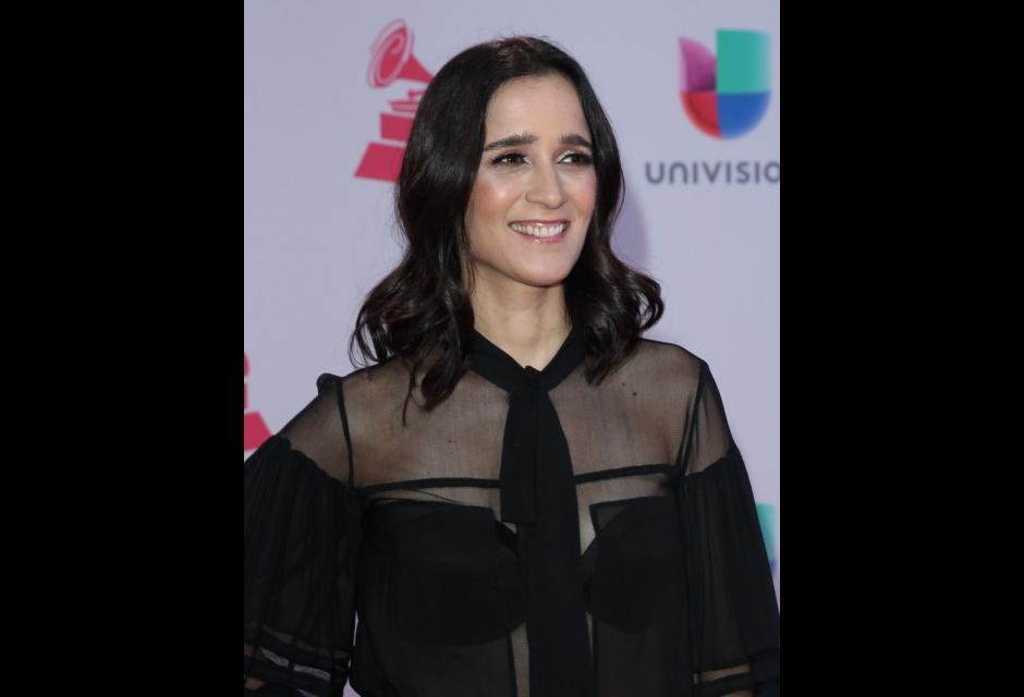 Julieta Venegas. latin grammy 2015